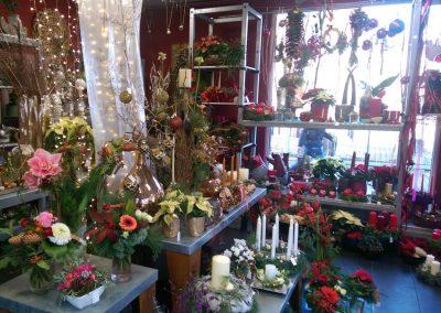 Blumendekoration-Weihnachtsdeko-Blumenladen-Blumenhalle-Boehme-Dresden-Ost-Tolkewitz
