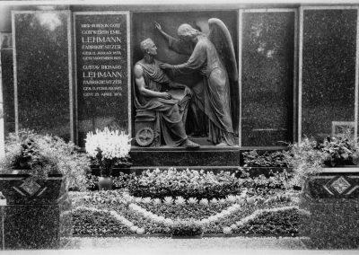Historie-1900-Grabschmuck-Blumenladen-Boehme-Dresden-Tolkewitz